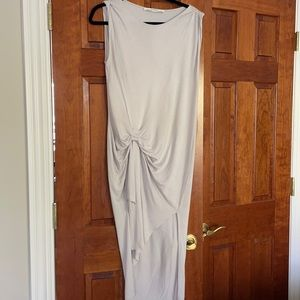 All saints jersey dress